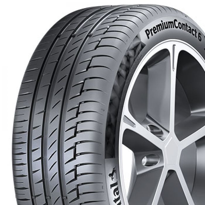 Continental PremiumContact 6 FR 235//55R18 100V Summer Tire