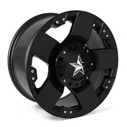 MTT Wheel R5187 9.0X18 5X120 20 MATT BLACK
