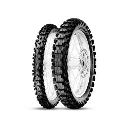 Pirelli Scorpion MX Mid Hard 554 110/85-19